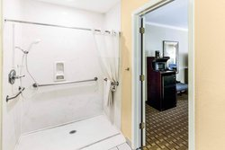 ADA Room with Roll-in Shower