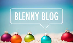 Blenny Blog July 2018