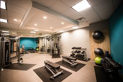 Fitness Weight & Strength Training Room