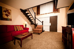 Two Story King Suite