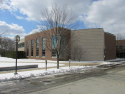 Chace Athletic Center, Bryant University, Smithfield Ri