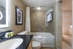 Harmony Suite Bathroom With Steam Room