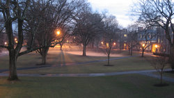 Wheaton College, Ma Evening
