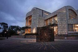 M.D. Anderson Library at UH