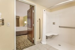 ADA Guest Bathroom Are Available