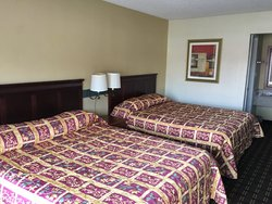 2 Double Beds Room