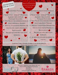 Valentines Package Ramada