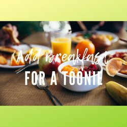 Breakfast for a Toonie