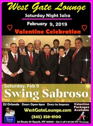Valentine Swing Sabroso Feb 9
