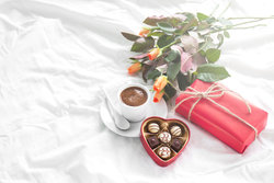 Roses and Chocolate Package