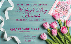 Mothers's Day Brunch