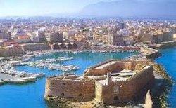 The city of Heraklion