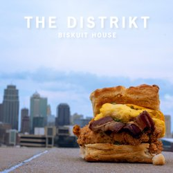 The Distrikt Biskuit House