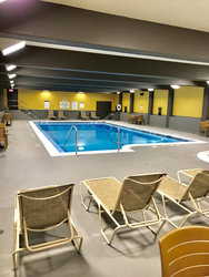 Indoor Pool Amenities