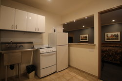 Two Double Kitchenette