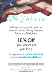 Special Promo For Military Police Firefighters