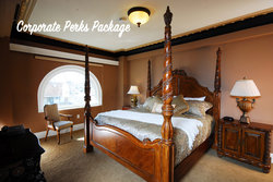 Grant Hall Boutique Hotel Corporate Perks Package