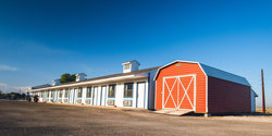 Marfa Red Barn