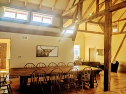 The Dairy Dining Area