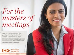 Masters Of Meetings Ihg