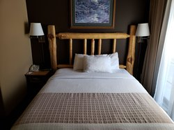 1 Queen Bed with Tub/Shower, ADA Accessible