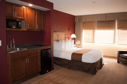 Extended Stay Room