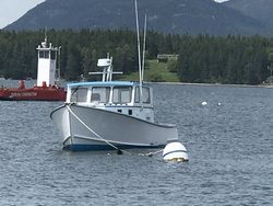 Cranberry Island Lobster Boat
