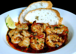 Shrimp Naw Orleans Final