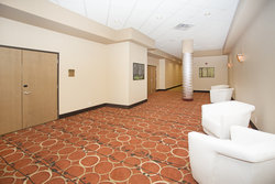 Foyer Area by ballroom/meeting room
