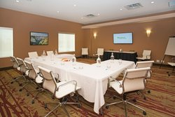 Travertine Boardroom U Shape