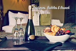 Boutiques Bubbles Brunch Package Moose Jaw