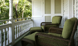 Royal Poinciana Suite Veranda