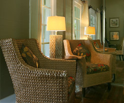 Royal Poinciana Suite Seating Area