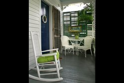 Key Lime Room Porch