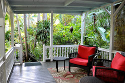 Bamboo Room Porch