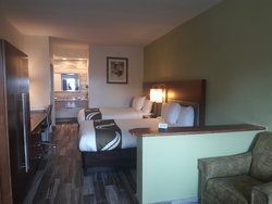 Quality Inn & Suites Downtown Near Amway Arena