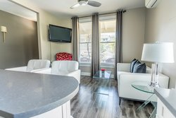 Executive One Bedroom with Office Suite 4