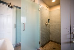 Shared Bathroom Shower Stall