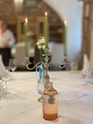 Weddings and events in the WEINLOUNGE
