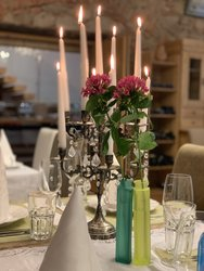 Weddings and celebrations in the WEINLOUNGE