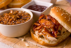Pulled Pork And Beans