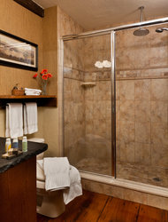 Carriage House Bath Shower