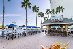 Unwind at one of our 3 onsite bars including our tiki bar.