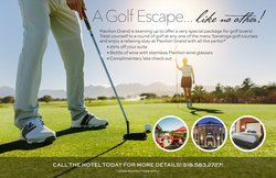 Mother's Day Golf Package