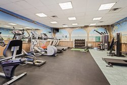 Holiday Inn Suites Clearwater Beach S Harbourside Fitness Center