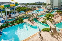 Holiday Inn Suites Clearwater Beach S Harbourside Water Park