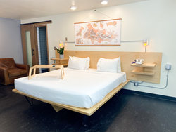 Standard Room with 1 King + Bunkbed Room2