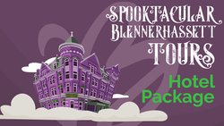 Spooktacular Tours Hotel Package