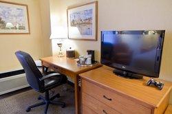 Queen Accessible Desk Shot