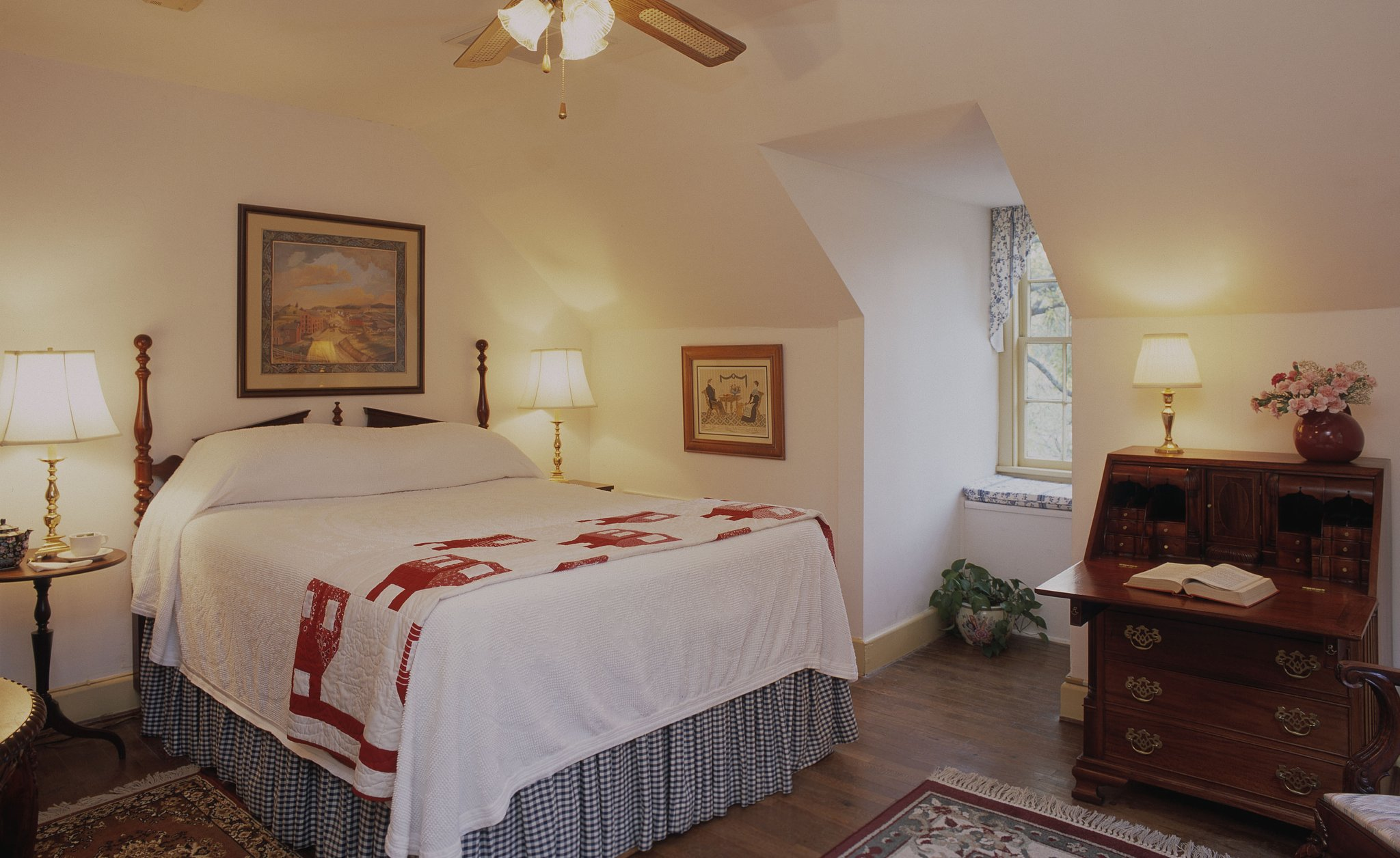 Thomas Jefferson Bed Thomas Jefferson Room